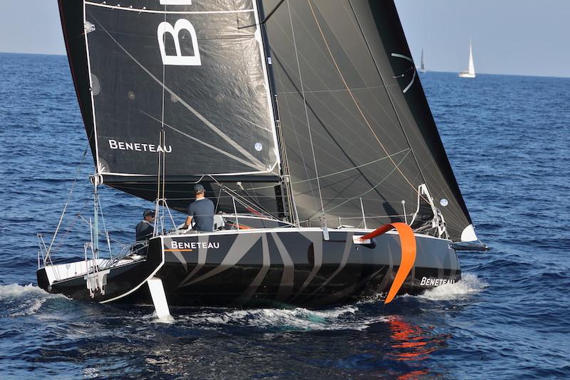 Figaro 3 purjehtii